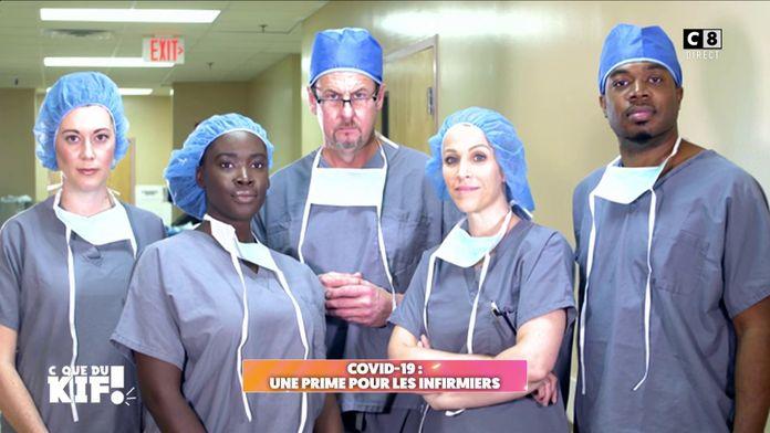 Économie : Tous les soignants ne toucheront pas la prime des 1 500 euros promise par l'État