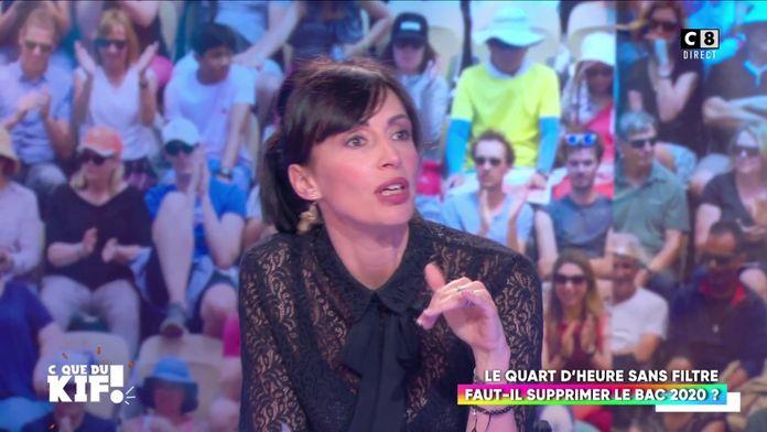 """Géraldine Maillet : """"Il faut supprimer le baccalauréat, c'est un diplôme qui ne sert plus à rien !"""""""