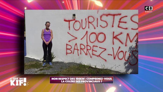 Non respect des 100 km : Les Provinciaux en colère !