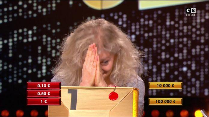 Sylvie a-t-elle encore la chance de remporter les 100 000 euros qui sont en jeu ?