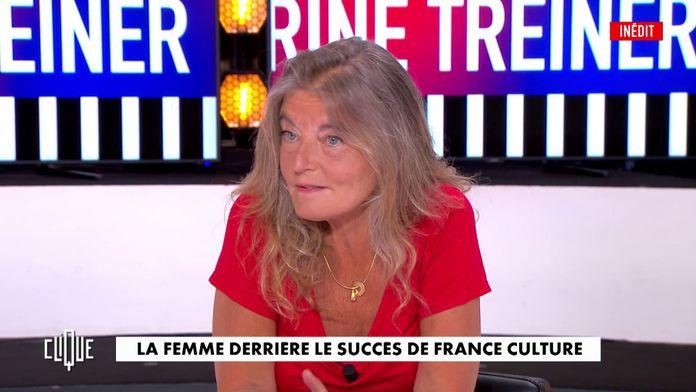 Sandrine Treiner : la femme derrière le succès de France Culture