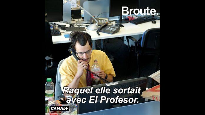 Broute - S1 - Seul au bureau