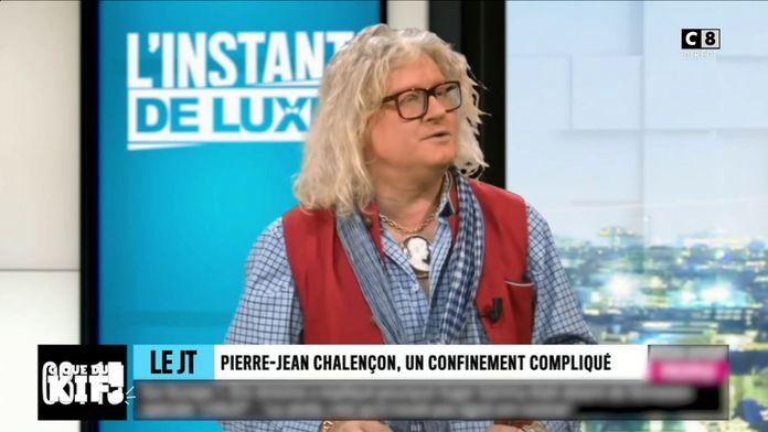 Pierre-Jean Chalençon est en faillite, il demande l'aide financière de sa maman