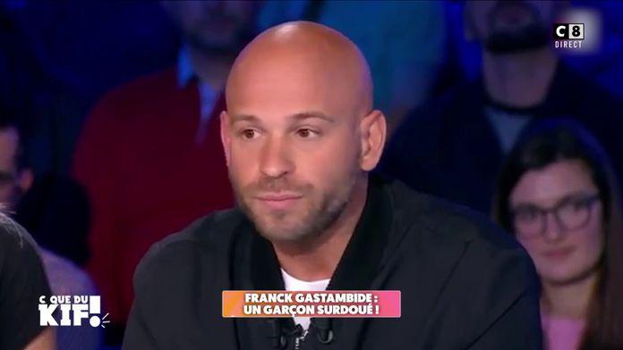 Franck Gastambide a pris la grosse tête !