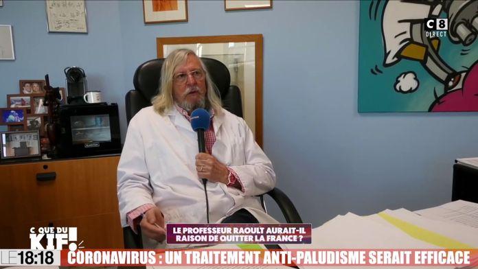 Le Professeur Raoult aurait-il raison de quitter la France pour continuer ses recherches en Chine ?