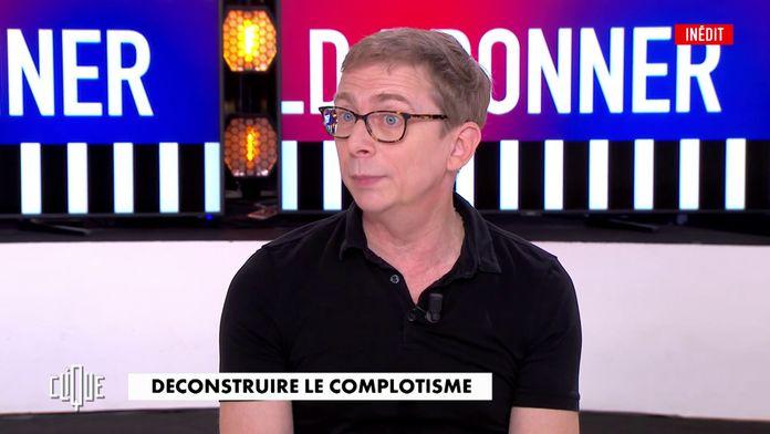 Gérald Bronner : Déconstruire le complotisme