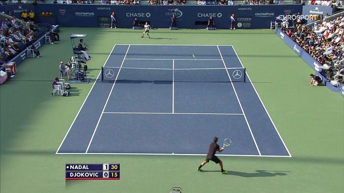 TENNIS : PLAYER'S CUT Rafael Nadal