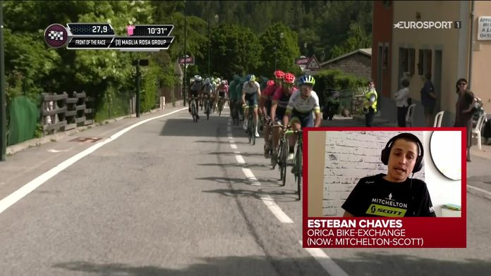 CYCLISME : Giro d'Italia Classic Stages 2016