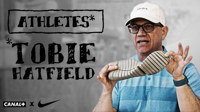 Épisode I : Tobie Hatfield - Athlete Innovation : ATHLETES*