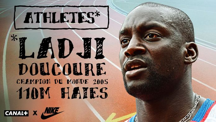 Épisode II : Ladji Doucouré - Athlete Innovation : ATHLETES*