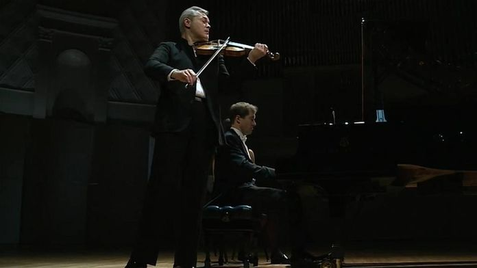 Sonate pour violon - Debussy,...