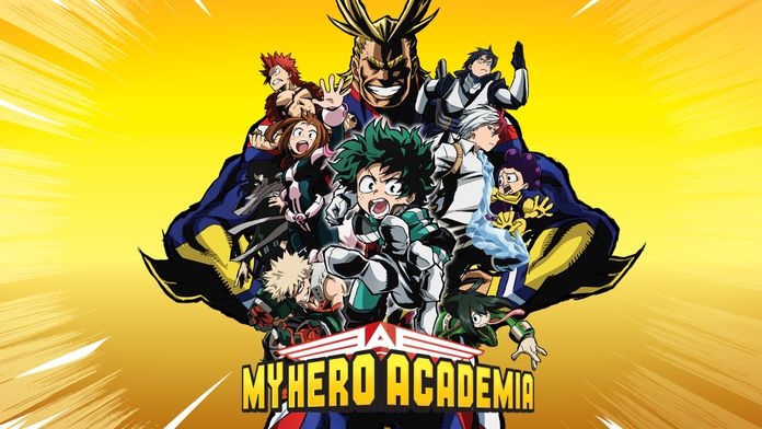 My Hero Academia : Le grondement des muscles
