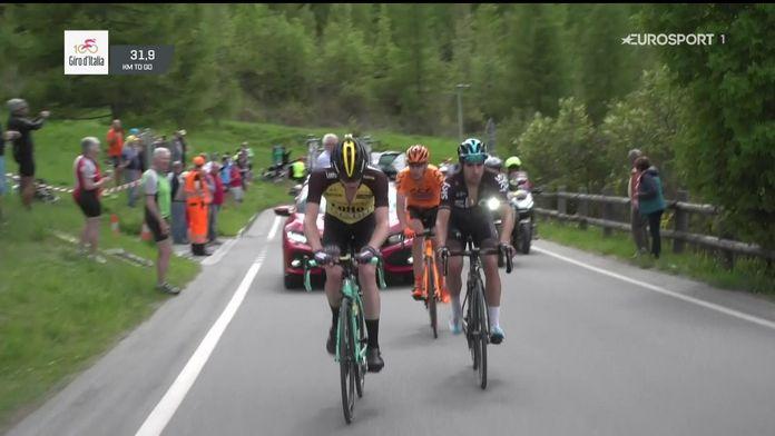 16e étape : Rovetta - Bormio (222 km)