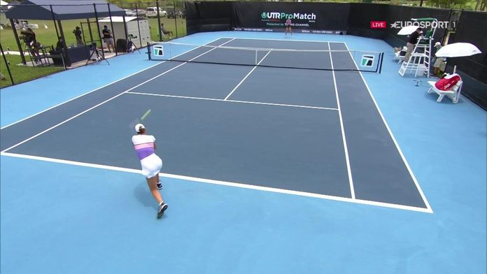 Tennis:  West Palm Beach, Etats-Unis