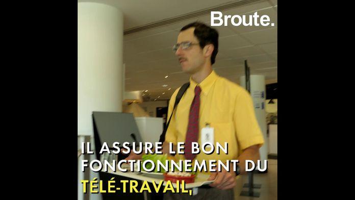 Broute - S1 - TÉLÉTRAVAIL