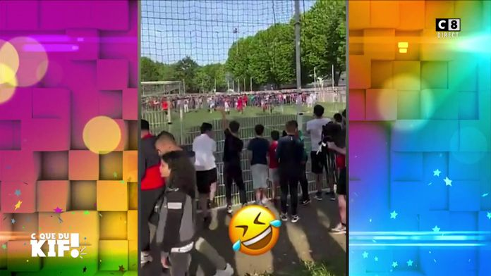 A Strasbourg, plus de 400 personnes assistent à un match de football