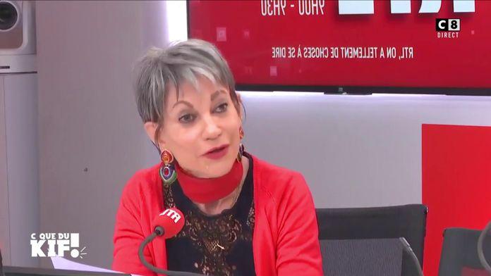 La grosse boulette d'Isabelle Morini-Bosc en direct à la radio