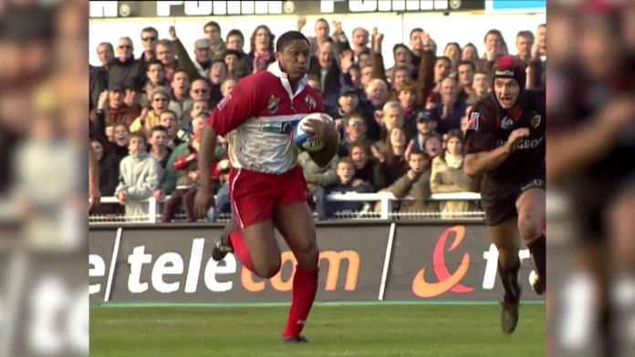 Joyeux anniversaire Jimmy Marlu : Retro - Rugby - Joyeux anniversaire