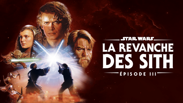 Star Wars: La Revanche des Sith (Épisode III)