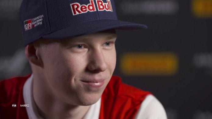 "Kalle Rovanperä : ""Kakaristo, ma spéciale préférée"" : WRC Favorites"