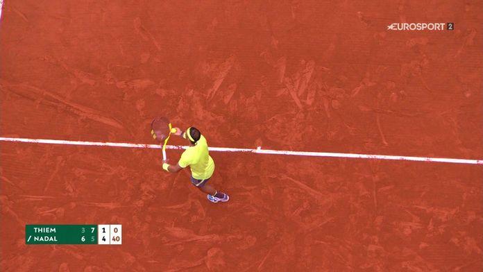 Tennis Player's Cut