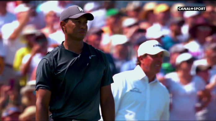 Rétro Tiger Woods vs Phil : Golf+ le mag