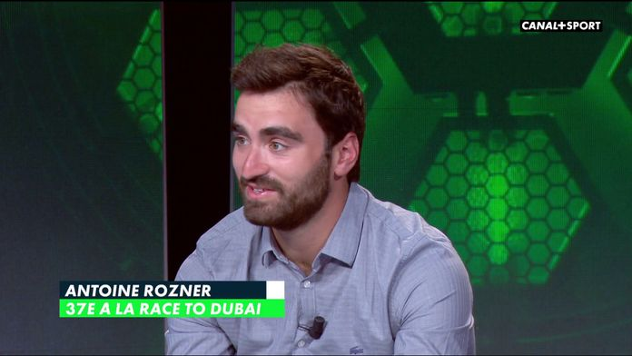 Antoine Rozner évoque les difficultés du confinement : Golf+ le mag