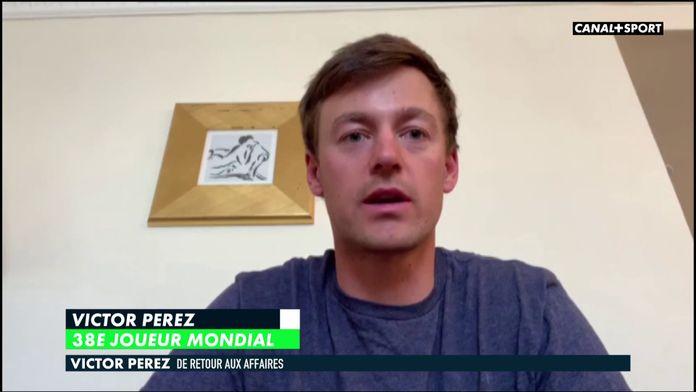 "Victor Perez : ""la frustration est mitigée"" : Golf+ le mag"