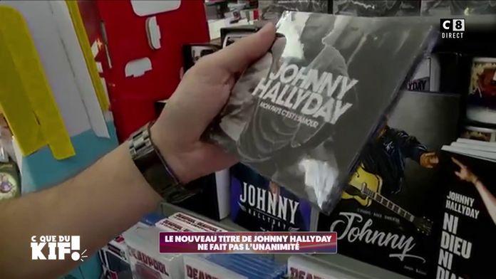 Un nouveau titre inédit de Johnny Hallyday paraîtra le 29 mai, Michel Drucker est contre sa sortie