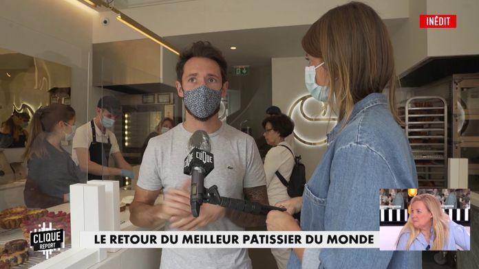 Cédric Grolet : Le retour du meilleur pâtissier du monde