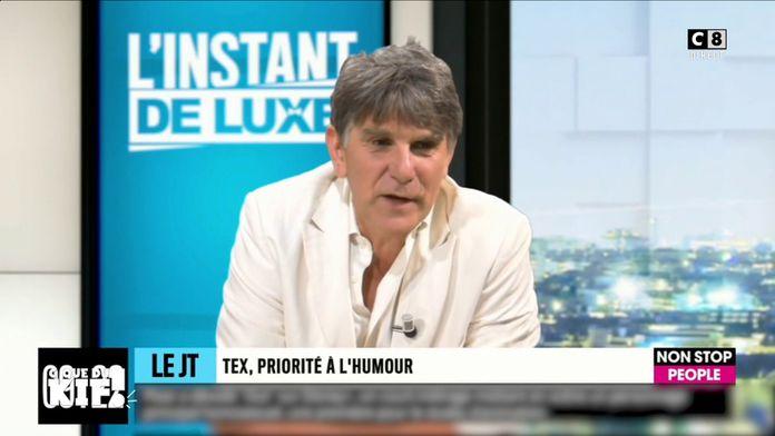 """Tex au plus bas depuis son évincement de France 2, il a """"tout perdu"""""""