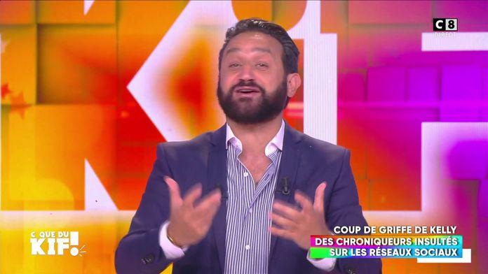 """Cyril Hanouna critiqué sur les réseaux sociaux déclare : """"Les haters ne m'atteignent pas !"""""""