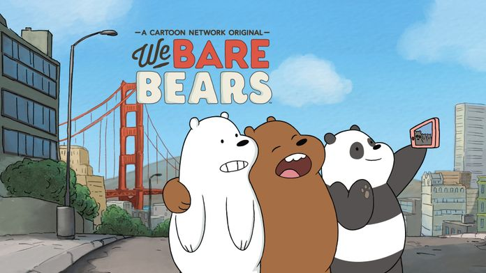 We Bare Bears : Grizzly le Film