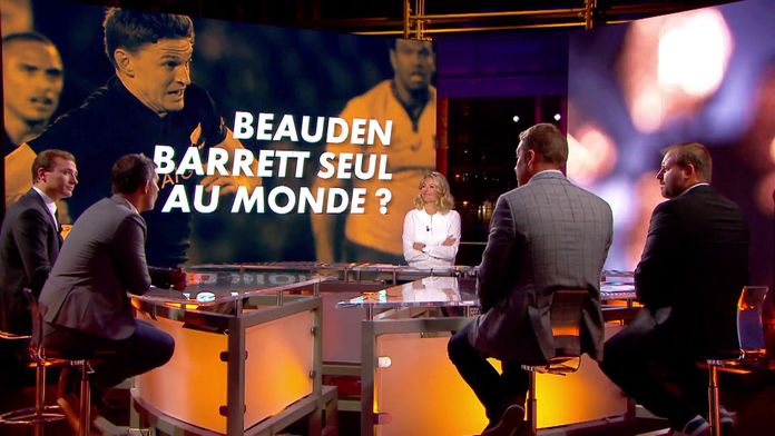Beauden Barrett, seul au monde ? : Late Rugby Club