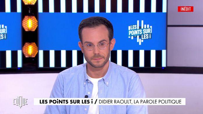 Didier Raoult, la parole politique
