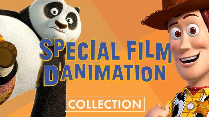 Spéciale Films d'animation
