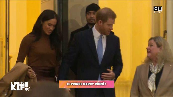 Meghan Markle et le Prince Harry ruinés !