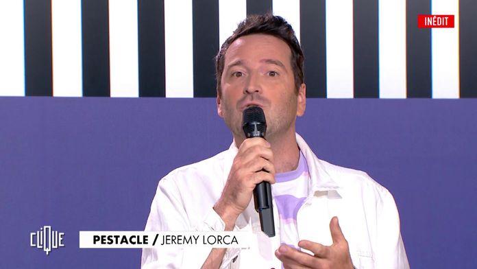 Jeremy Lorca est de retour dans Le Pestacle