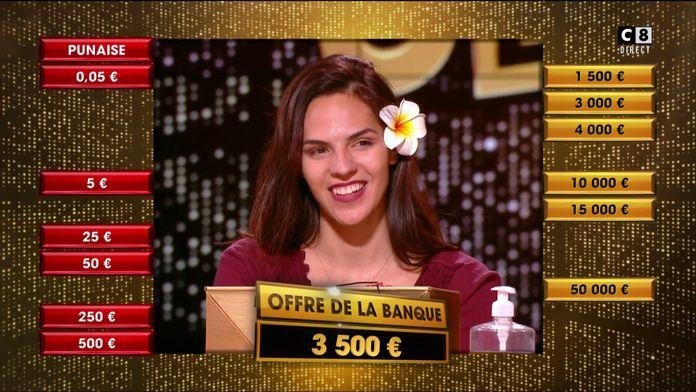 Après la perte des 250 000 euros, Vaïana va-t-elle accepter l'offre du banquier ?