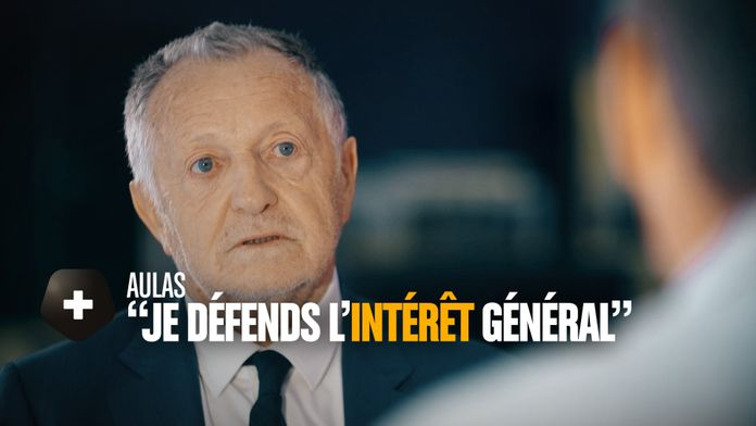 Interview exclusive de Jean-Michel Aulas dans le Canal Football Club : Canal Football Club