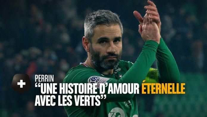 Saint-Etienne : Entretien avec Loïc Perrin : Canal Football Club