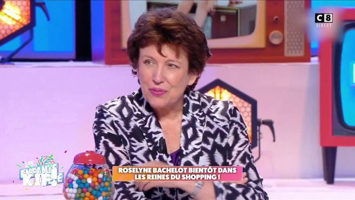 """Roselyne Bachelot, prochaine candidate qui va participer aux """"Reines du shopping"""" sur M6 !"""