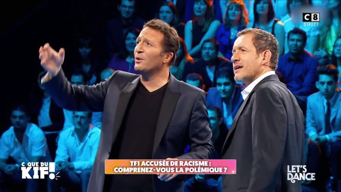 TF1 accusée de racisme