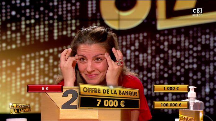 """""""La Pince"""" propose 7 000 euros à Aurélie, va-t-elle prendre le risque de les refuser ?"""