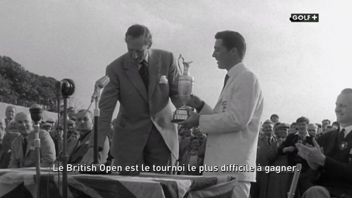 "Gary Player : ""The Open tournoi numéro un au monde"" : The Black Knight"