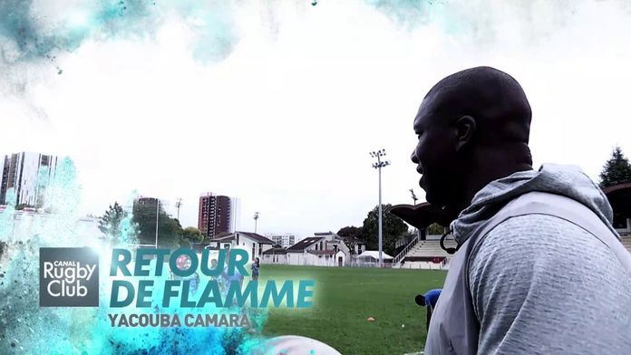 Yacouba Camara - Retour de Flamme : Retro - Rugby - Joyeux anniversaire