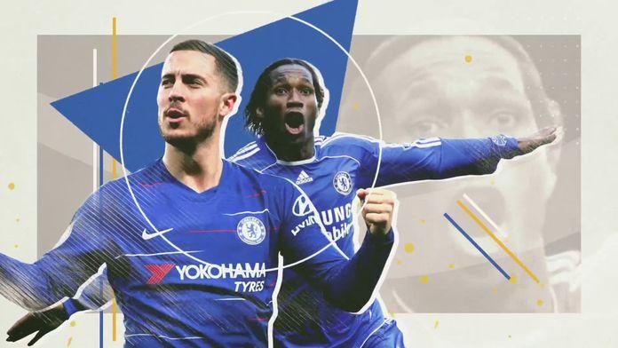 Les plus beaux buts de l'histoire de Chelsea : Premier League