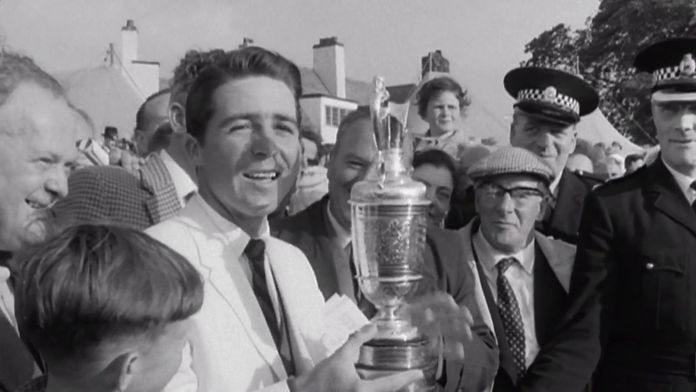 « The Black Knight » : Entretien avec Gary Player