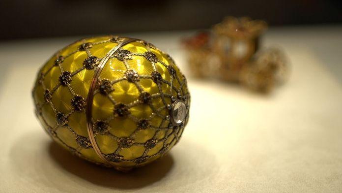 Musée Fabergé de Saint-Pétersbourg