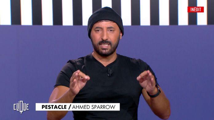 Le message d'Ahmed Sparrow